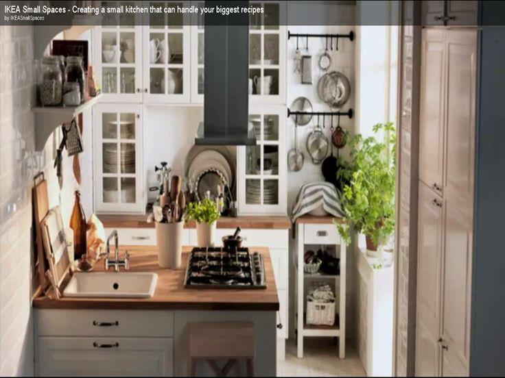 tavolini ikea cucuna piccoli dpazi : Ikea kitchens BOISERIE & C.: Cucine: 25 soluzioni per Piccoli Spazi ...
