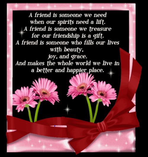 Image detail for -Friendship Quotes, Inspiring Friends Poems, Motivational Friendship ...