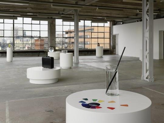 Expo Mathieu Mercier au Crédac