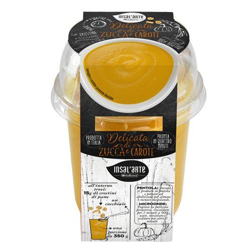 OrtoRomi rende l'inverno più piacevole con le nuove zuppe pronte Insal'Arte - Insal'Arte