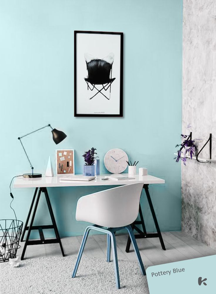 Good Paint Color For Study Room And Concentration