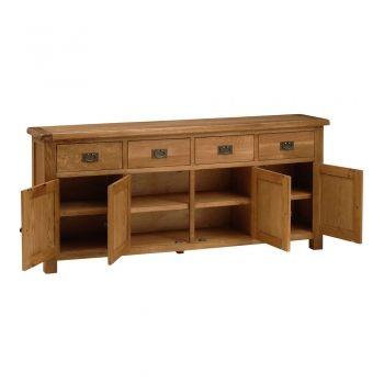 Salisbury oak, extra large sideboard.