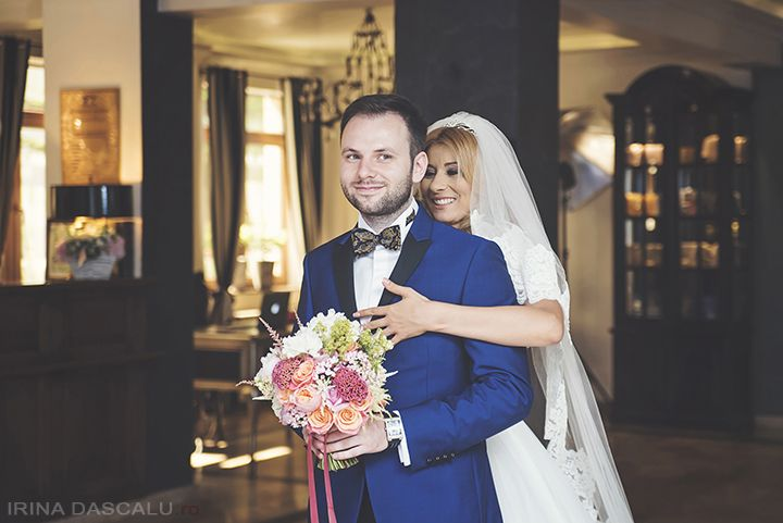 Mihaela & Mihai - Bucharest Wedding Photography / Fotografie Nunta Bucuresti