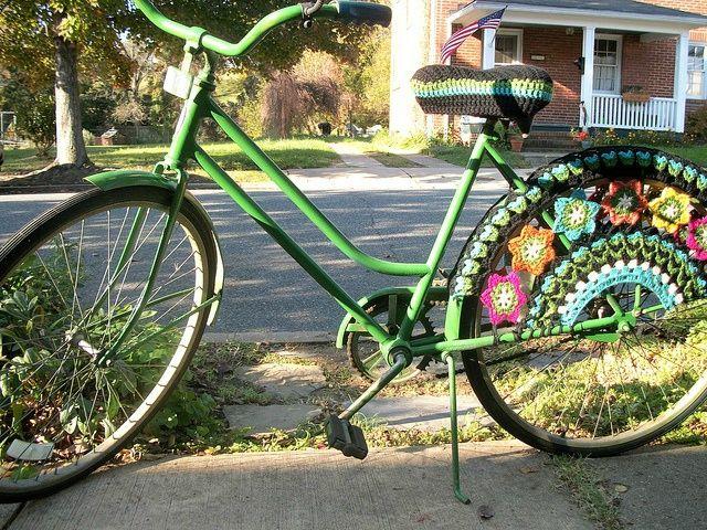Vélo customisé
