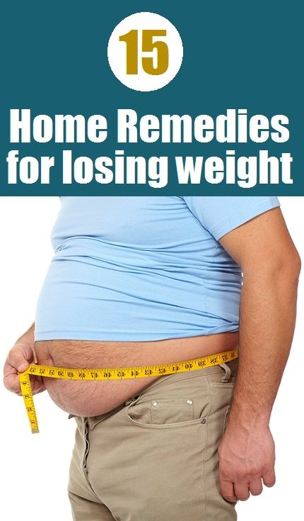 free home remedies for weight loss