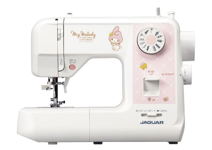 電子ミシン SAN-2013MM|画像をクリックすると製品詳細をご覧いただけます◎  Electonic Sewing Machine SAN-2013MM|Click image for product details◎ #JAGUAR #sewingmachine