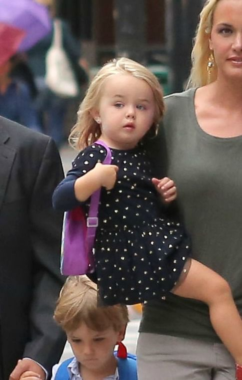 Chloe Trump - born in 2014 She's the youngest child of Donald Trump Jr. and wife Vanessa Trump. See All 13 of Donald Trump's Children and Grandchildren