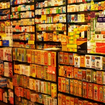 Lotions and Potions in Hong Kong by Kate Bergmann- Mona and Midge - blog