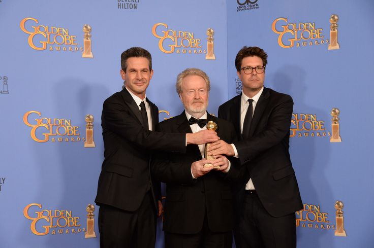 Best Motion Picture - Musical or Comedy: The Martian | Golden Globes