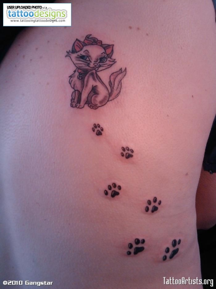 24 best lion paws tattoo 3d images on pinterest tattoo for Lion paw tattoo