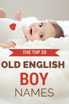 I know this says for boys, but it has both genders. We are all about the old English names!! :)