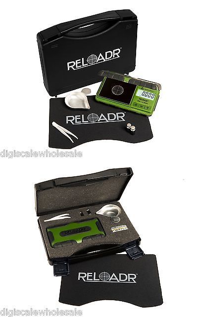 Pocket Digital Scales: Onbalance Rld-20 Gun Powder Reloadr Reload Kit 300 Grain X 0.1Gn Milligram Scale -> BUY IT NOW ONLY: $79.95 on eBay!