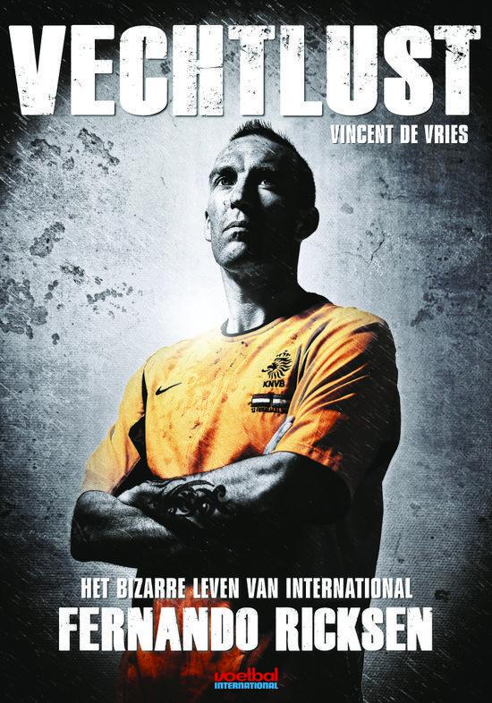 Fernando Ricksen is naast een fanatieke voetballer ook een vechter in het leven buiten het veld. Sinds enkele jaren leidt hij aan de ziekte ASL.