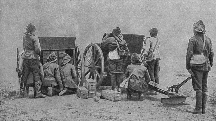 [Ottoman Empire] Ottoman Soldiers, Battle of Gallipoli, World War 1, 1915 (Osmanlı Askerleri, Çanakkale Savaşı)