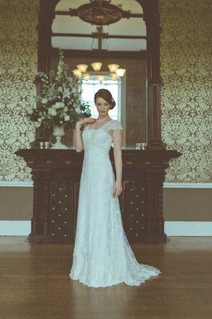 12 best Empire Line Wedding Dresses images on Pinterest | Wedding ...