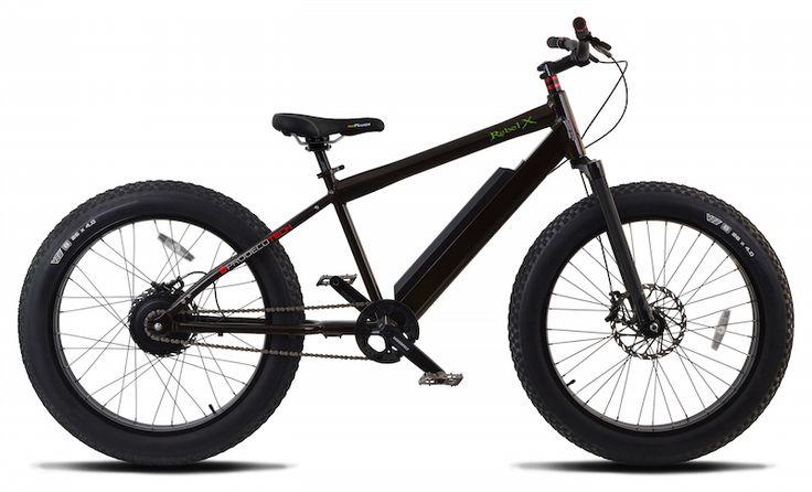 New ProdecoTech E-Bikes w/ Internal Frame Battery!