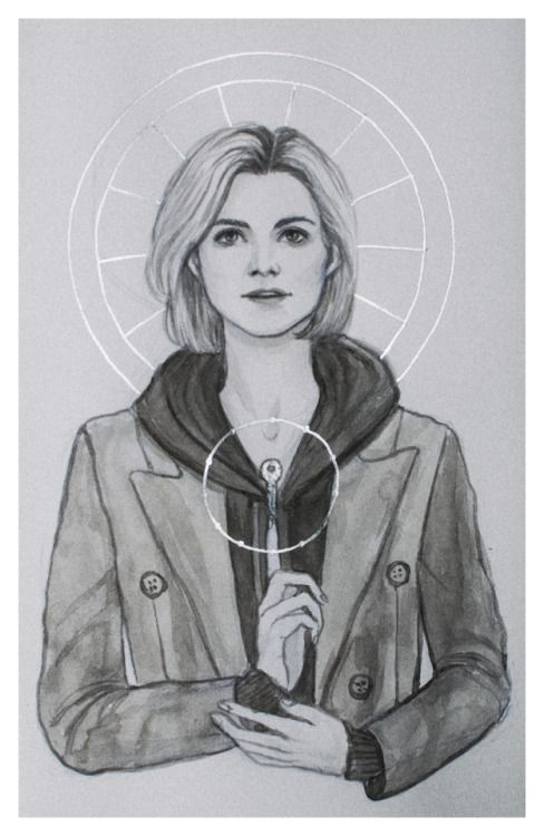 13th doctor IM SO EXCITED