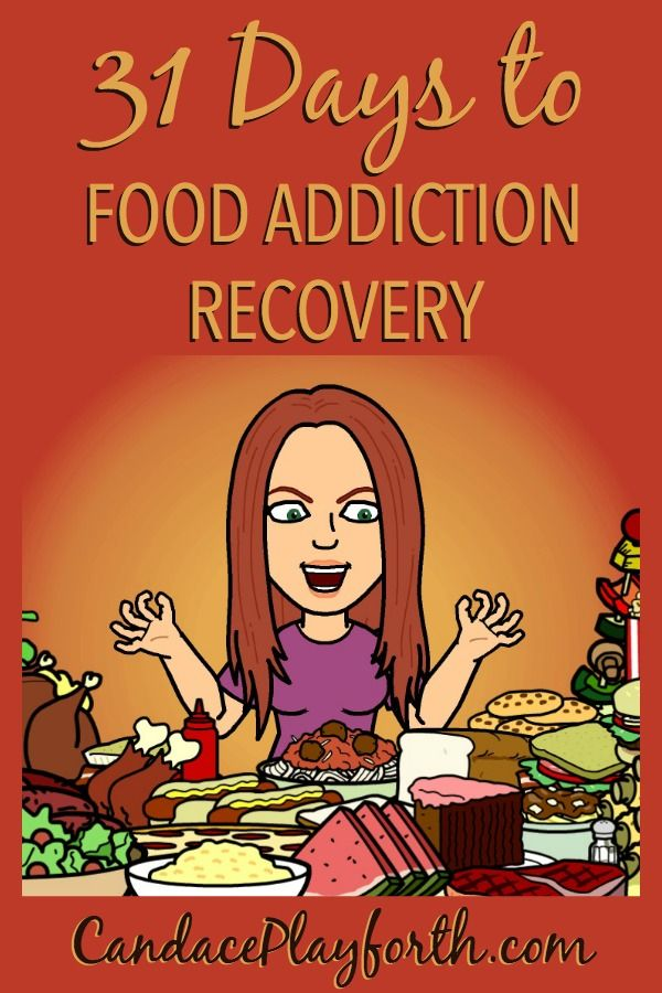 Follow along on this 31-day journey to food addiction recovery. It includes a food plan, healthy recipes, and tips for how to deal with common pitfalls such as relapse and overwhelming sugar cravings.