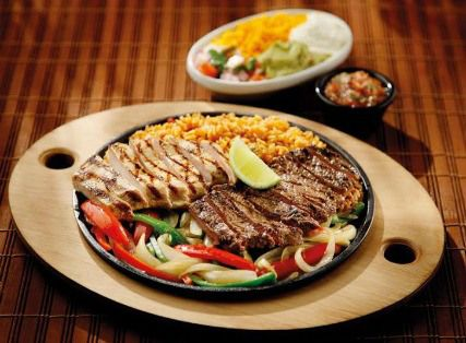 Tgi friday's in Thessaloniki suggest Fiest Cubana special disches!