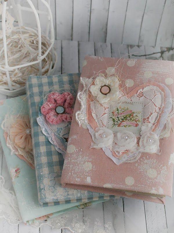 Hanifi handmade: блокнот