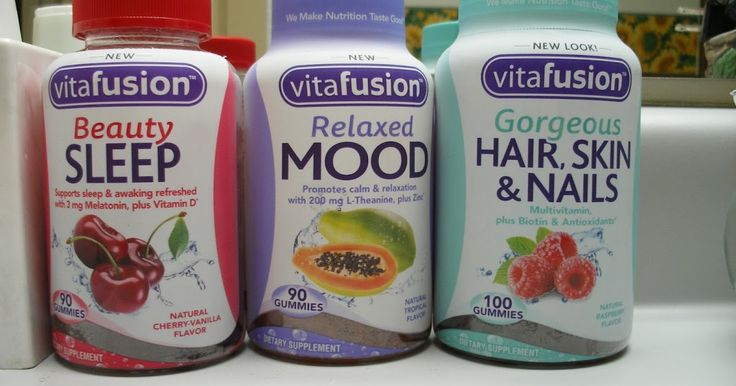 Review for Vitafusion Gummy Vitamins as a free sample from Smiley360. I tried the Beauty Sleep and Gorgeous Hair Skin and Nails varieties.