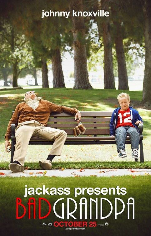 Jackass presents Johnny Knoxville in BAD GRANDPA