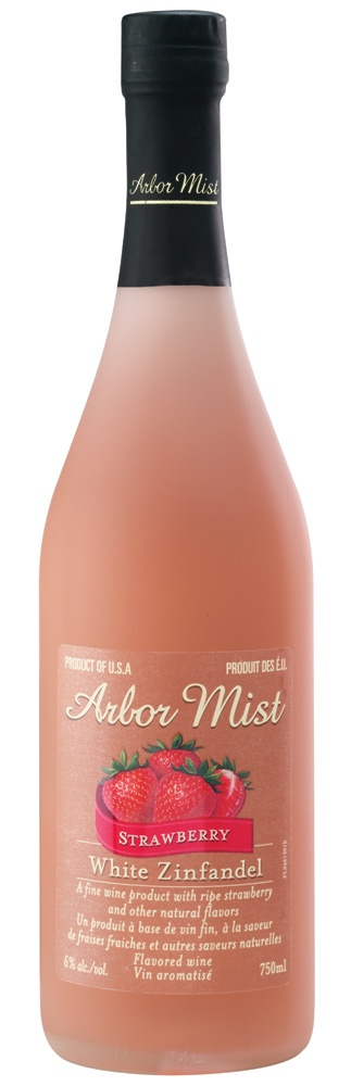Strawberry White Zinfandel   ~Arbor Mist~