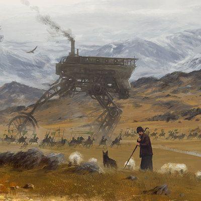 ArtStation - Jakub Rozalski