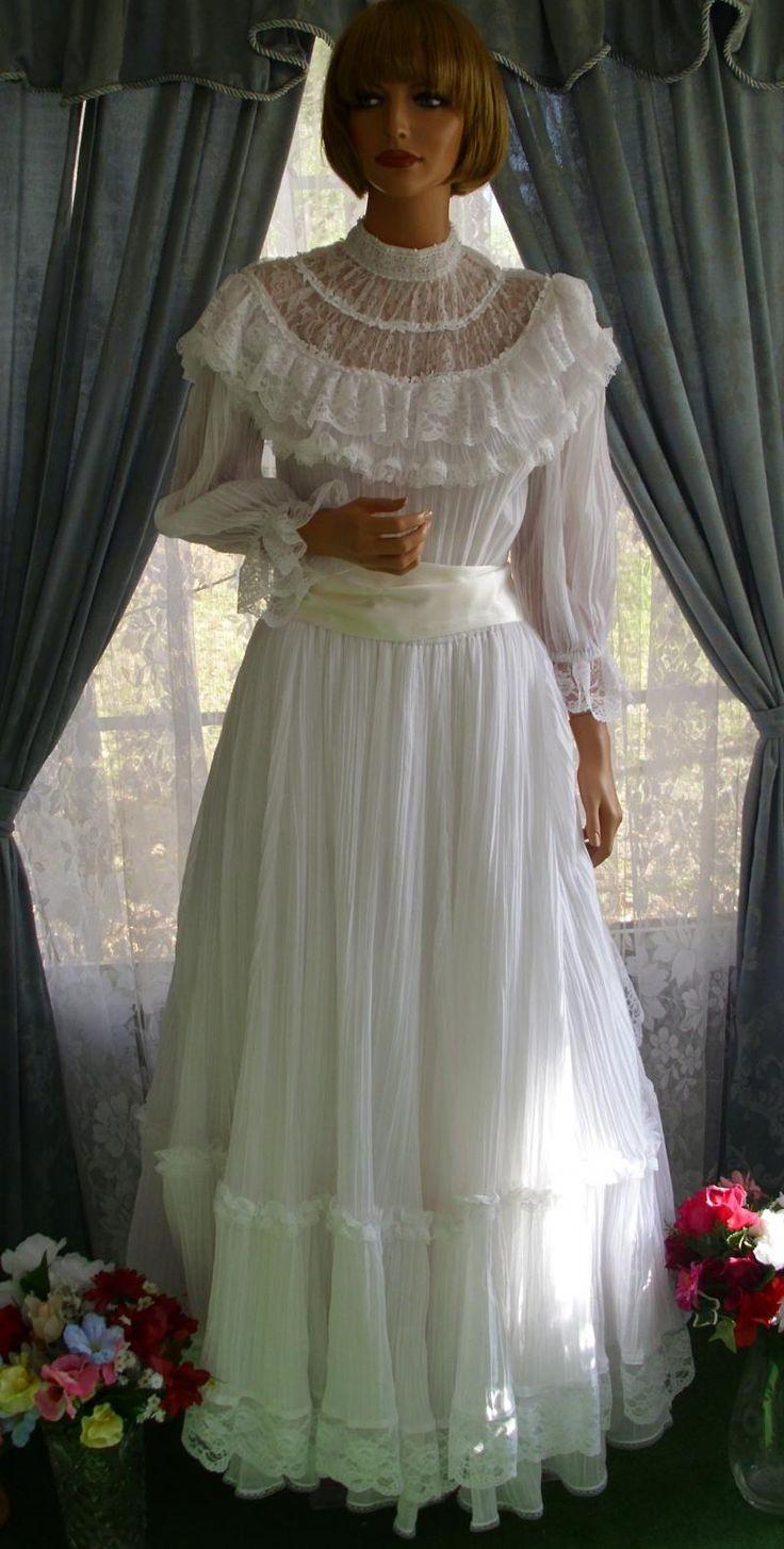 189 Best Images About Gunne Sax Dresses On Pinterest