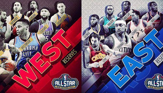 All-Star Game 2017 : pas de Rudy Gobert ni de Joel Embiid -  Les cinq de départ ayant déjà été révélés il y a une semaine, il ne restait plus qu'à connaître les 14 joueurs sélectionnés par les entraîneurs NBA pour compléter les… Lire la suite»  http://www.basketusa.com/wp-content/uploads/2017/01/west-east-570x325.jpg - Par http://www.78682homes.com/all-star-