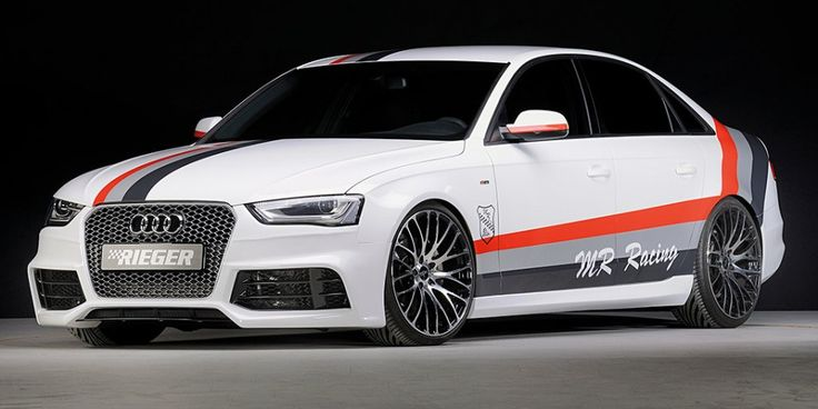 Audi A4/S4 by Rieger Tuning