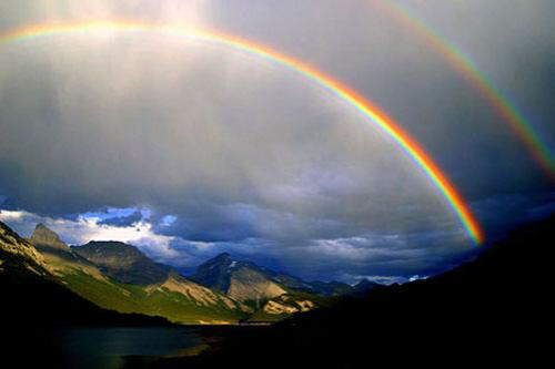 rare rainbow