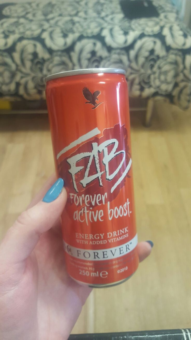 FAB forever energy drink