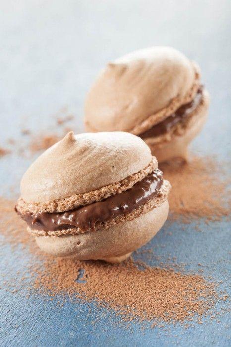 Macarons de chocolate, el dulce del momento | La Vida Sabe Mejor