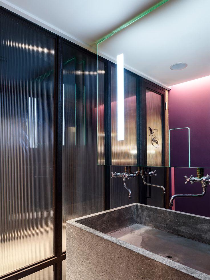 GinYuu Stuttgart - Restaurant design by Ippolito Fleitz Group