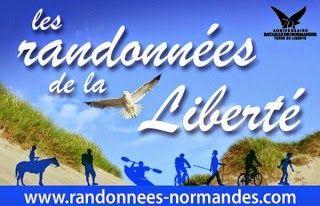 Le Domaine du Martinaa - Gite en Normandie: Randonnées de la Liberté