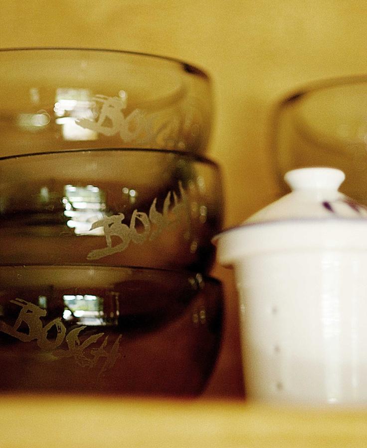 Cornelius Bosch glass & pottery