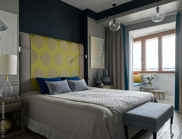 Квартира в Москве, 130 м²