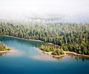 Isle Royal National Park- Piece of Paradise! Houghton, Michigan