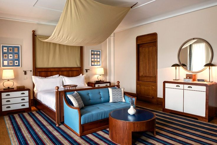 Nestled along the Adriatic coast, the Regent Porto Montenegro Hotel boasts impeccable ocean views and graceful interiors
