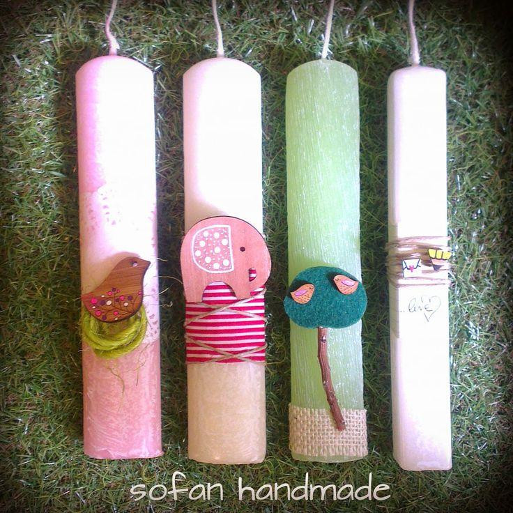! ♥ SofaN handmade