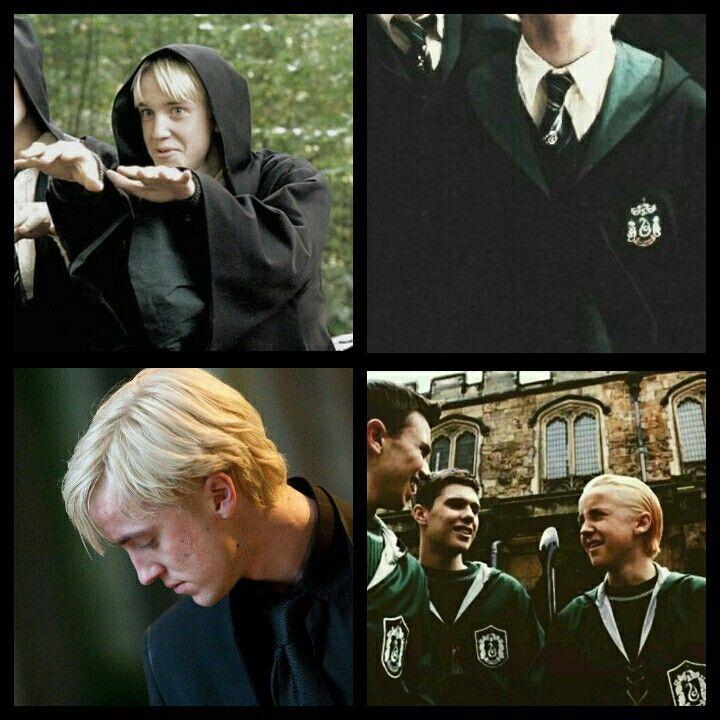 Dracomalfoy Slytherin Harry Potter Fanfiction Harry Potter