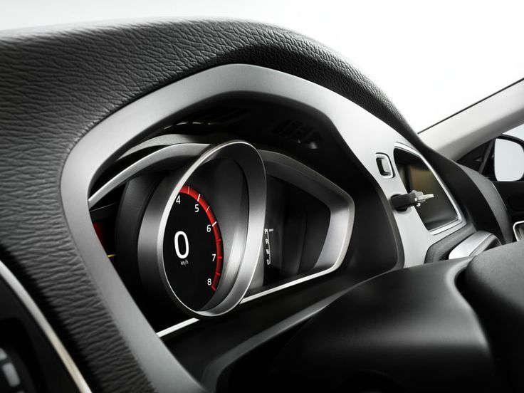 lovely dashboard! @Volvo V40 T5 Drive-E