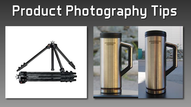 Simple Product Photography Tips