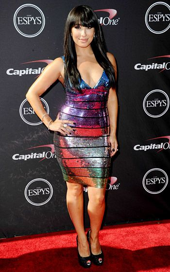 2013 ESPY Red Carpet: Cheryl Burke