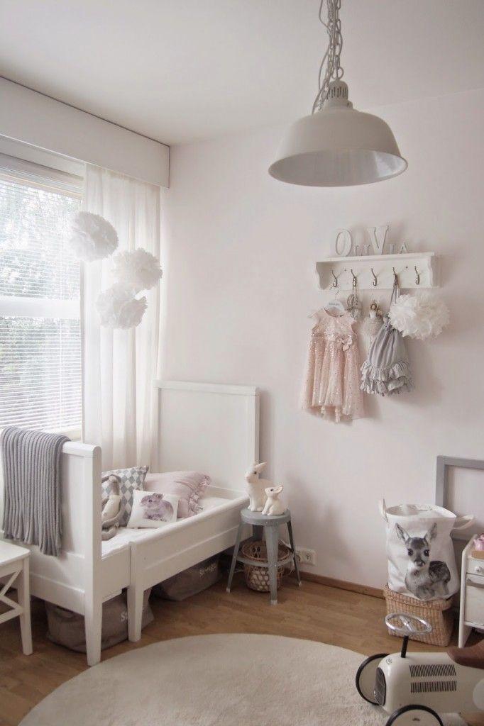 Desmontando 3 ideas sobre los dormitorios infantiles de for Dormitorio infantil nordico