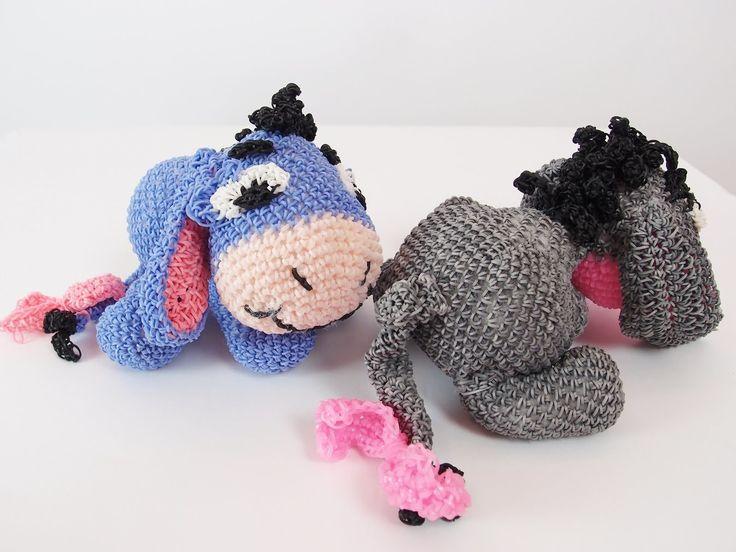 Rainbow Loom Amigurumi Mouse : 17 Best ideas about Loom Bands Disney on Pinterest Loom ...