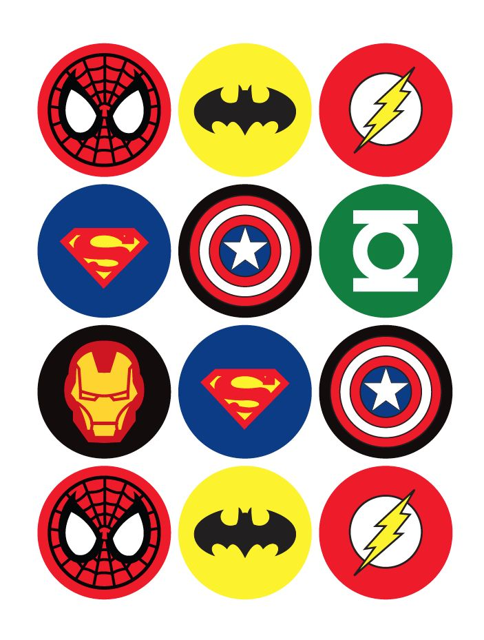 avengers y superhroes