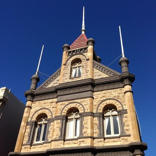 Fremantle's West End architecture