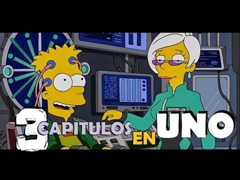 (LOS SIMPSON) DIAS DEL FUTURO PASADO, PRESENTE Y MAS FUTURO....... META 20,000 subs x + - YouTube